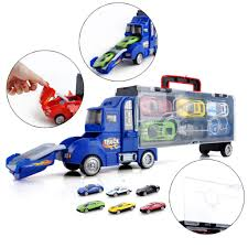 100 Toy Car Carrier Truck Kids Rier 6 Mini S Set
