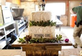 Rustic Wedding Cake Photo By Lets Drink Coffee Darling