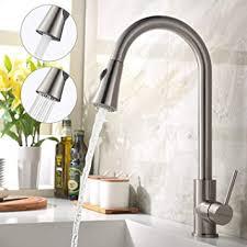 bonade niederdruck küchenarmatur ausziehbar wasserhahn mit 2