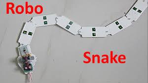 how to make a snake robot at home diy robot youtube