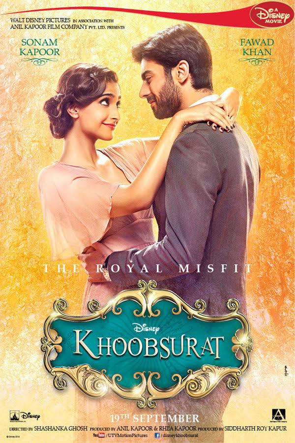 Khoobsurat 2014 Hindi Movie Download BluRay 720p