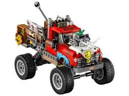 LEGO DC The LEGO Batman Movie Tail-Gator Truck Loose - ToyWiz