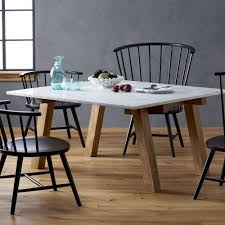 Crate And Barrel Basque Dining Room Set by Rustic Dining Room Light Fixtures With Inspiration Image 39333