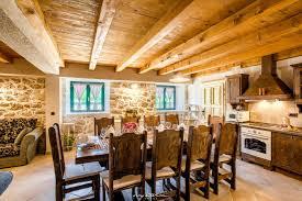 100 Rustic Villas Villa Jerolim In Zadar For Rent My Istria