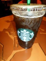 Starbucks Paris Gare De LEst Caffe Americano Frappe