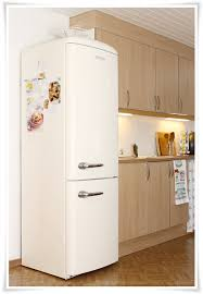 Cream Gorenje Fridge Freezer