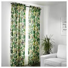 Ikea Aina Curtains Discontinued by Ikea Solid Pattern Curtains Drapes U0026 Valances Ebay