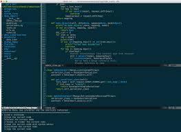 VIM And Python