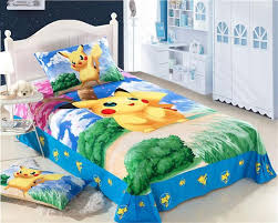 Pikachu LIMITED EDITION Bed Set Collection Variety ex