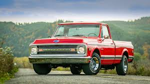 Restored 1970 Chevrolet C10 Pickup W/454 V8 For Sale On BaT Auctions ...