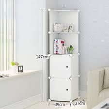 de wxq eckregal einfach modern eckschrank wohnzimmer