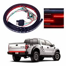 Hot Sale Trunk Tailgate Tail Gate Strip LED Light Bar For Backup ... 7 Inch 144w 24 Led Work Light Bar Spot Beam Car Driving Lamp For Off Led Lightbar With 2 Color Strobefunction Goinstylenl Ijdmtoy 20 Strobe Perfect For Cstruction Truck Peterbilt Bumper Tp1704lf Semi Parts And Accsories F150 60 In Blade Tailgate Hightech Lighting Rigid Industries Adapt Recoil Custom Trucks Georgia Rocky Ridge Raxiom 50 Straight Roof Mounting Bracket Daytime Running Drl Side Marker Trailer Megulla 2row Strip Redwhite Reverse 30 Single Row Ford Bronco F Series