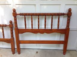Spindle Headboard And Footboard by 2017 Spindle Twin Bed U2039 Htpcworks Com U2014 Awe Inspiring Wooden