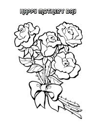 Inspiring Mothers Day Coloring Pages Best Book Downloads Design For You