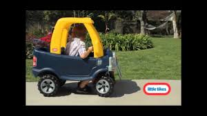 100 Little Tikes Classic Pickup Truck Loopauto Demo GIGAspeelgoed YouTube