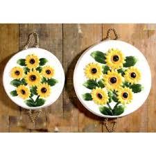 Sunflower Ceramic Dinnerware Set