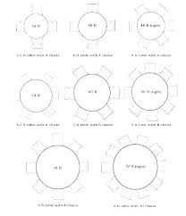 12 Person Dining Table Dimensions Guide Size Shape 6 8 Dinin