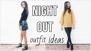 Tumblr Teen Girls School For Spring High Definition Night Collage Winter Date Outfits