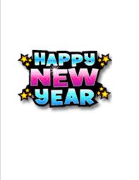 New Year Clip Art Christian