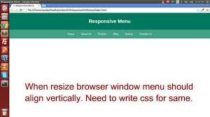 Responsive Navigation Menu Bar | HTML, CSS & JQuery - YouTube Responsive Navigation Menu Bar Html Css Jquery Youtube Drmweaver Horizontal Spry Explained In Depth Drop Top Bar Html Wikiwebdircom Css Form Tag Breaks Navigation On Google Chrome Only Down 1 Of 2 With And Move Ajax Search From Top To Main Header 10 Selling Soaps Tag Rated Soap Soaps How Unlock Blogger Widgets Georgia Lou Studios Manage Rambo Theme Webriti Help Centre