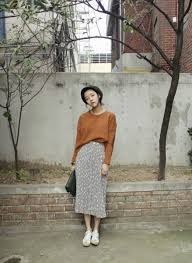 2016 Korean Spring Look Outfit Inspirations That Means Warm Weather Here In Korea It Also Away With The Winter Clothes And Bring Out Cute
