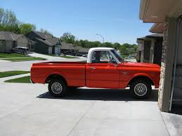 100 C10 Chevy Truck Chevrolet CK 10 Questions I Have A 1967 Pickup After