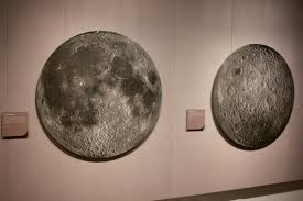 China Moon Sinking Spring Pa by Smithsonian National Air And Space Museum