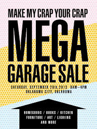 Make My Crap Your MEGA Garage Sale