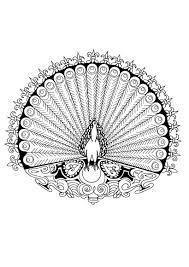 Dessin A Imprimer Mandala Renard