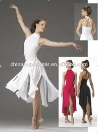 tenue de danse moderne de danse moderne