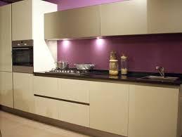 idee couleur mur cuisine cuisine couleur aubergine inspirations violettes en 71 idées cuisine