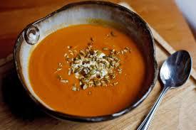 Jamaican Pumpkin Soup Vegan by Norwegian Pumpkin Soup Recipe Nyt Cooking