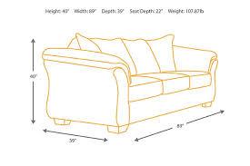Fred Meyer Bailey Sofa by Darcy Sofa Ashley Furniture Homestore