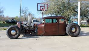 Rat Rods - Should You Build One Or Buy One?
