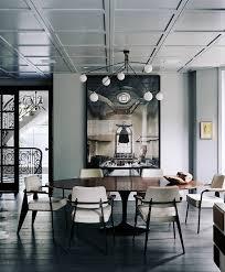 Oversized Art In Dining Room Wall Decor Homedecor