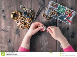 wooden box with sewing accessories stock photo image 51896234