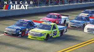 NASCAR Heat 2 - Camping World Trucks At Talladega - YouTube Nascar Shocker Brad Keselowski Racing Truck Series Team Going Out Camping World Primer Daytona Intertional Johnny Sauter Wins Trucks Race At Bristol Clinches Regular Free To Good Home Slightly Used Timmys Blog Kansas Speedway Texas Schedule Of Events Rattlesnake 400 Playoff Watch Posttexas Official Heat 2 Roster Revealed Making Sense Of Thsport Seeking A New Manufacturer In The Nextera Energy Rources 250 Live Stream