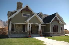 Photo Of Craftsman House Exterior Colors Ideas by Craftsman Exterior Design Ideas Gyleshomes