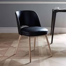 West Elm Everett Chair Leather by Designer Love Chair Elm