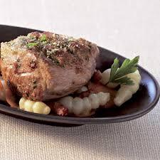 comment cuisiner des crosnes recette pavés d agneau aux crosnes cuisine madame figaro