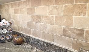 travertine brick tile techieblogie info