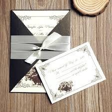 Lovely Vintage Winter Wedding Invitations Or Elegant