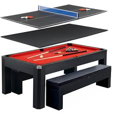 Hathaway Park Avenue 7 Ft. Pool Table Tennis Combination With Dining ... Sunny Designs Santa Fe Traditional Small Square Slate Top Pub Table Living Office Bedroom Fniture Hooker Ram Game Room 84 Texas Holdem Table Wding Top Home Bar Swag Ambella Ding Room Sets Spaces Signature Design By Ashley Woodanville Twotone Finish 7piece Puebla 5piece Game Set Powells Amazoncom Costzon Kids Wooden And 4 Chair 5 Pieces Haddigan 6piece Rectangular W Upholstered Lifetime With Almond Chairs Vendor 3985 Zappa Zp550pt Counter Height Becker How To Make A Contemporary Diy Youtube