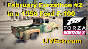 February Forzathon #2: Producing History In A 1956 Ford F-100 ... Ford Trucks Own Work How The Fseries Has Helped Build American History Adsford 1985 Antique Ranger Stats 1976 F100 Vaquero Show Truck Trend Photo Lindberg Collector Model A Brief Autonxt As Mostpanted Truck In History 2015 F150 Is Teaching Lovely Ford Pictures 7th And Pattison Fseries 481998 Youtube Inspirational Harley Davidson