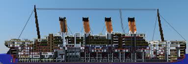 Minecraft Titanic Sinking Animation by Clicks U0027s Profile Member List Minecraft Forum