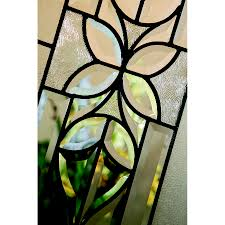 Decorative Rain Gauges Replacement Glass by Odl Impact Resistant Cadence Door Glass 10