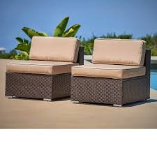 Amazon.com : SUNCROWN Outdoor Furniture All Weather Brown Checkered ... Orange Outdoor Wicker Chairs With Cushions Stock Photo Picture And Casun Garden 7piece Fniture Sectional Sofa Set Wicker Fniture Canada Patio Ideas Deep Seating Covers Exterior Palm Springs 5 Pc Patio W Hampton Bay Woodbury Ding Chair With Chili 50 Tips Ideas For Choosing Photos Replacement Cushion Tortuga Lexington Club Amazoncom Patiorama Porch 3 Piece Pe Brown Colourful Slipcovers For Tyres2c Cosco Malmo 4piece Resin Cversation Home Design