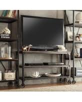 Nelson Industrial Modern Rustic Console Sofa Table TV Stand By INSPIRE Q Classic 48