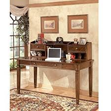Ashley Furniture Desk And Hutch by Amazon Com Ashley Furniture Signature Design Hamlyn Home Office