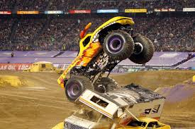 100 Destroyer Monster Truck El Toro Loco OC Mom Blog